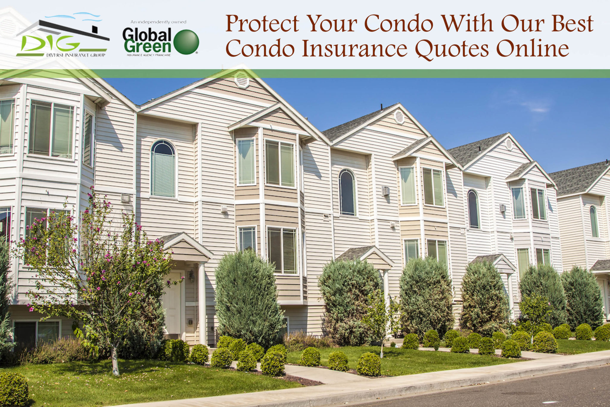 protect your condo with our best condo insurance quotes online