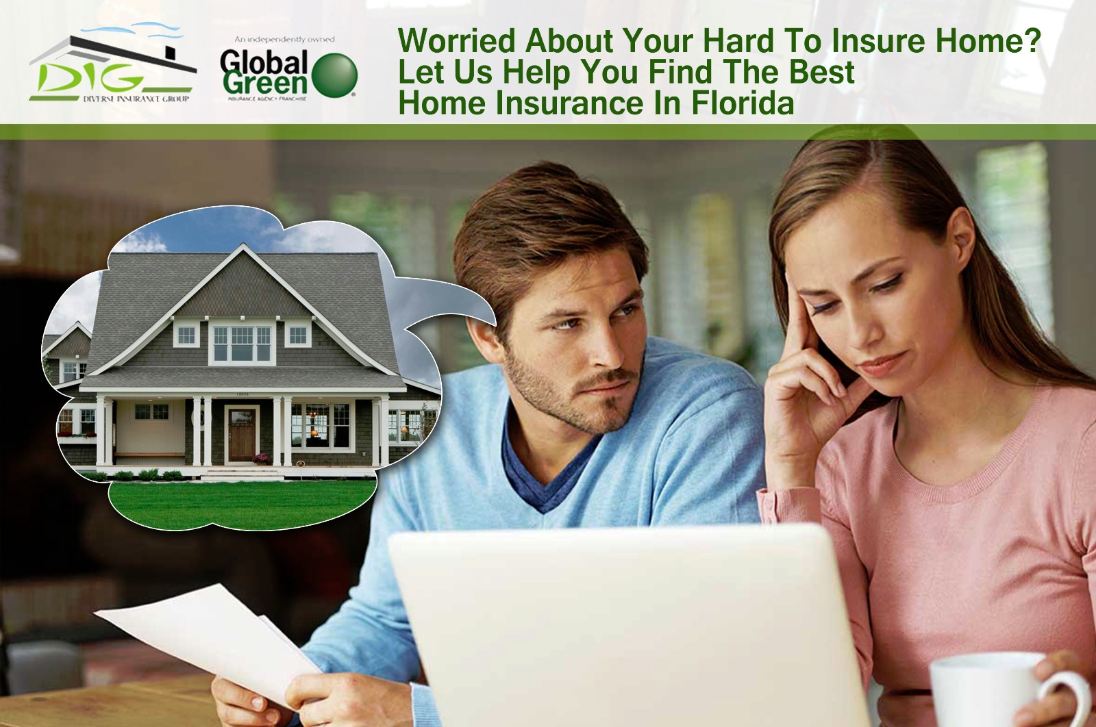 Worried about hard to insure home best home insurance in Homeowners insurance florida