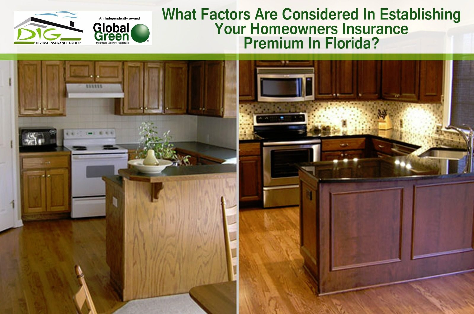 What factors are establishing your homeowners insurance Homeowners insurance florida