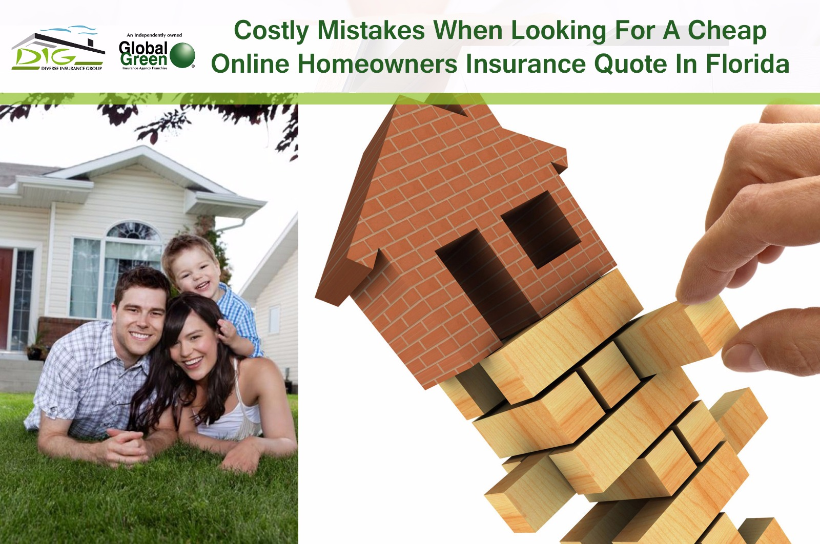 Costly mistakes when looking for a cheap online homeowners Homeowners insurance florida