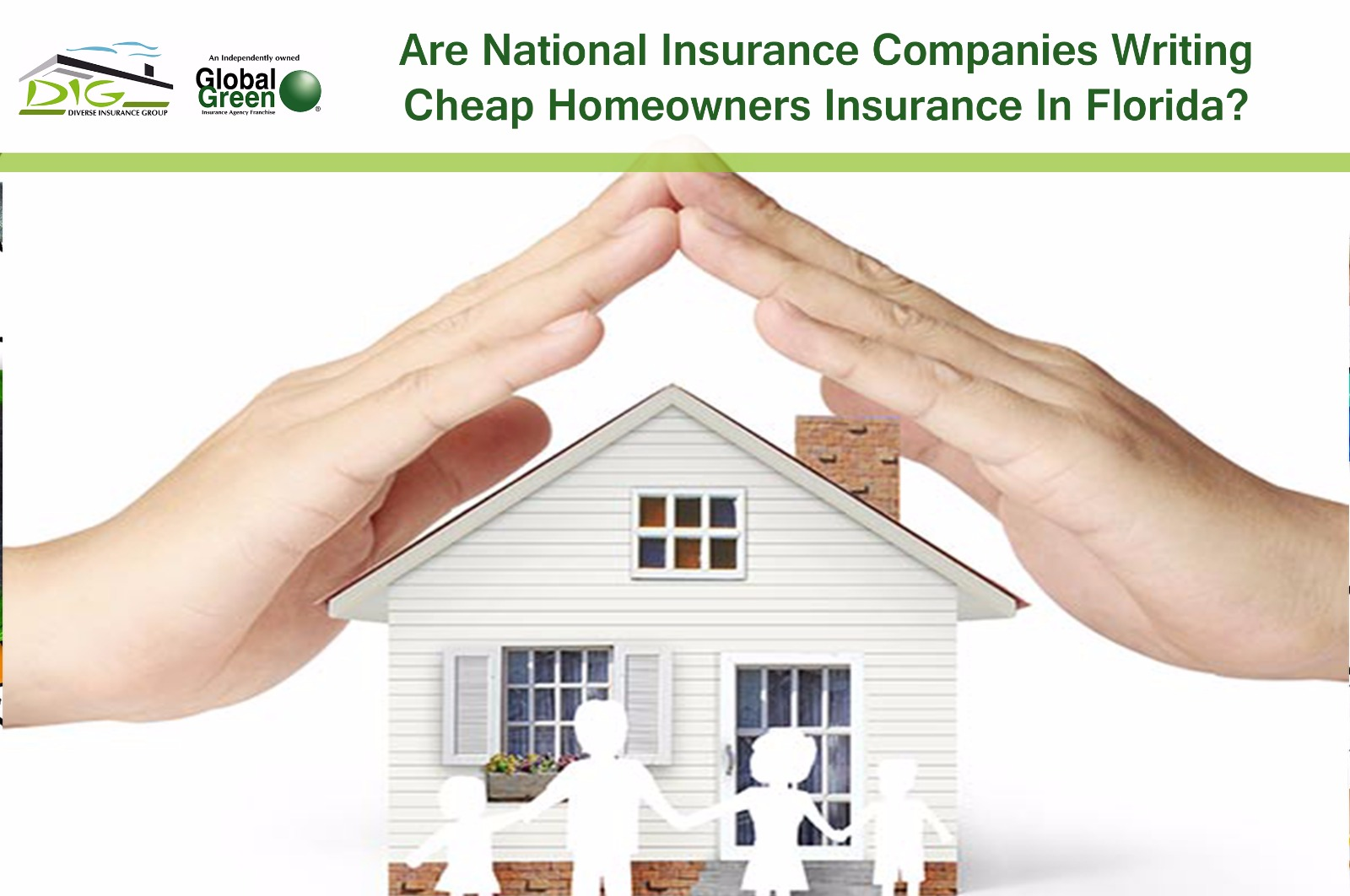 Are national insurance companies writing cheap homeowners Homeowners insurance florida