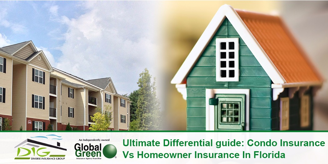 Ultimate differential guide condo insurance vs homeowner Homeowners insurance florida