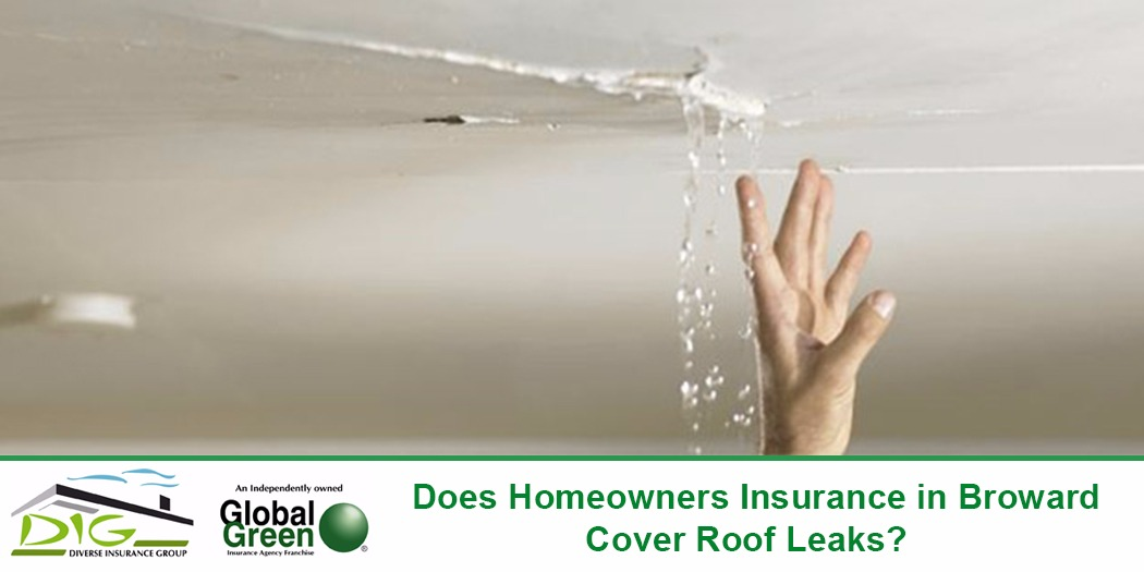 Does Homeowners Insurance In Broward Cover Roof Leaks