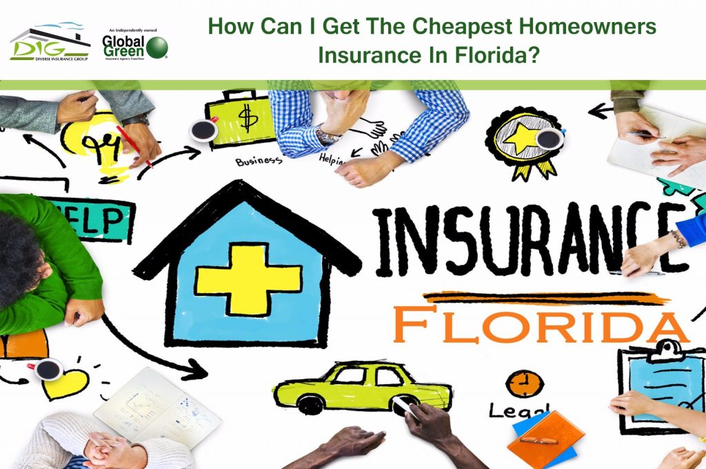 How Can I Get The Cheapest Homeowners Insurance In Florida?
